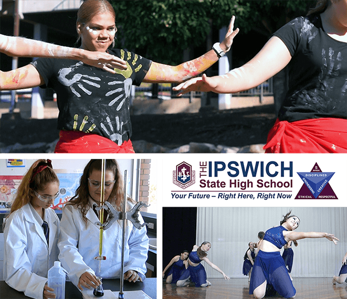 Ipswich SHS mixed images
